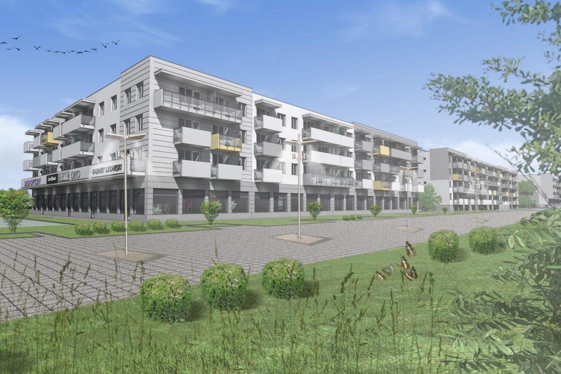 nowe mieszkania płock jana pawła II